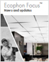 Brochure cover: Focus Updates and news for installers