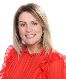 Photo of Siobhan McGuinness