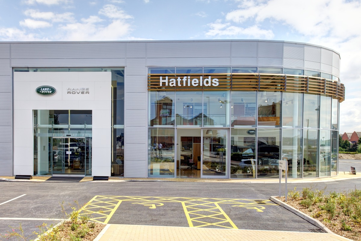 management rover land buildfolio architecture jlr build landrover project pages dealerships yeovil and herofoliolr