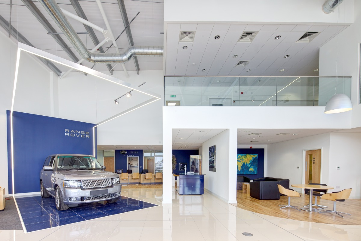richmond our you is landrover of jaguar group cowell dealerships auto jlr land timelapse rover focus exterior
