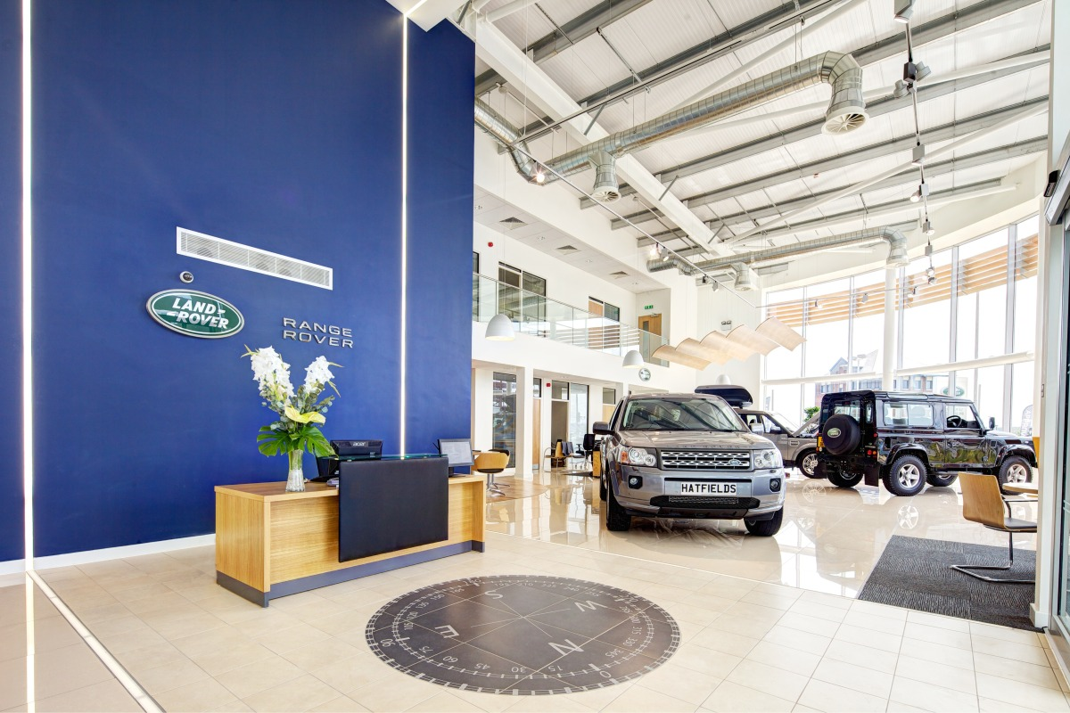 Jaguar Land Rover Dealerships