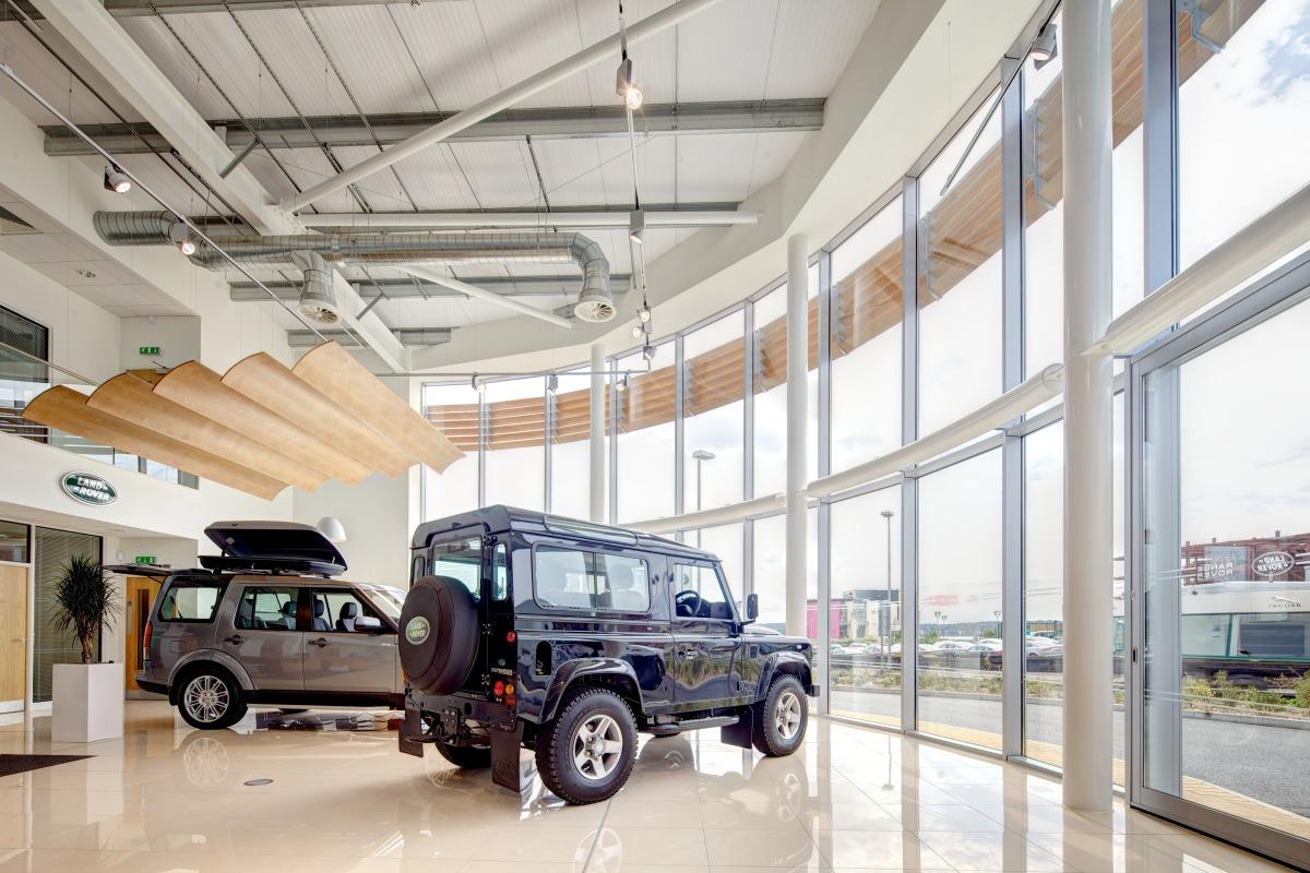 Jaguar Land Rover Dealerships