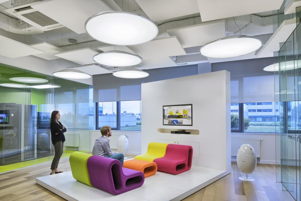 Das moderne Büro – Wahrnehmung und Wirklichkeit