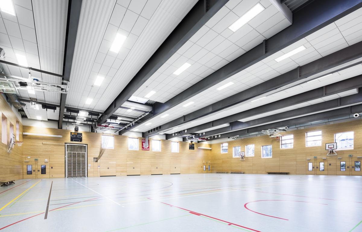 Ecole internationale de d sseldorf for Architekturburo dusseldorf