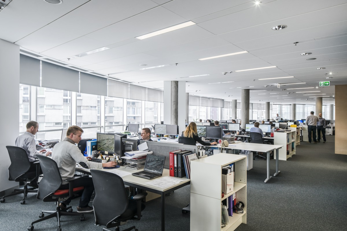 Burohappold for Modern design consulting engineering office