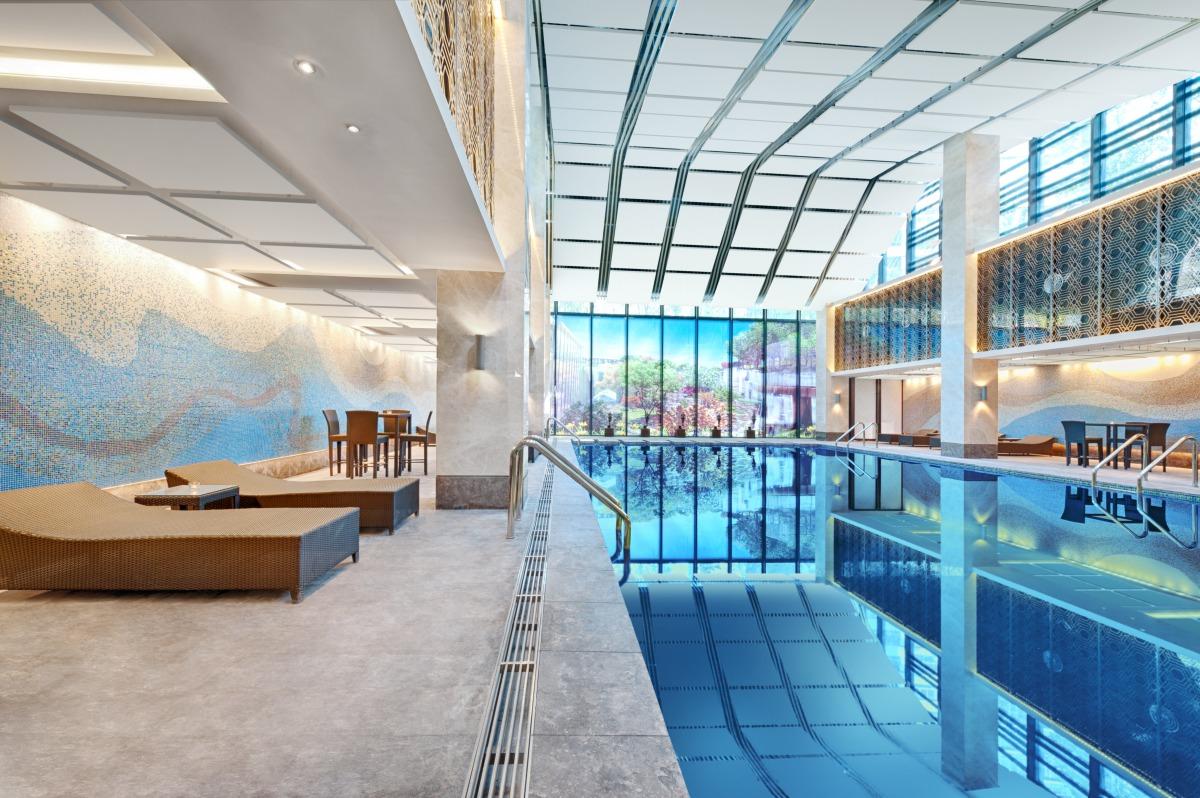 Dalle De Protection Piscine solutions acoustiques pour piscines
