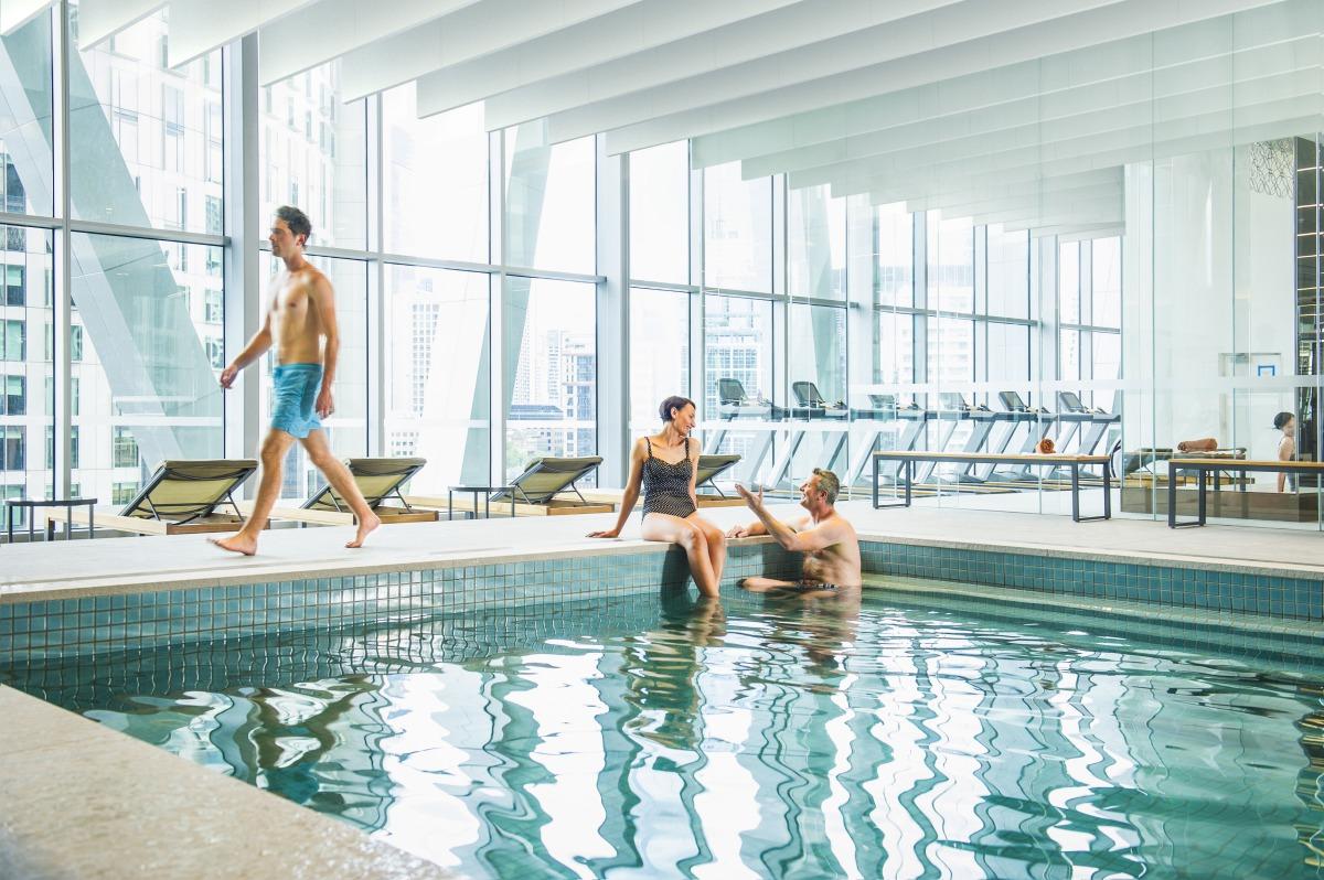 aqua pool helsingborg