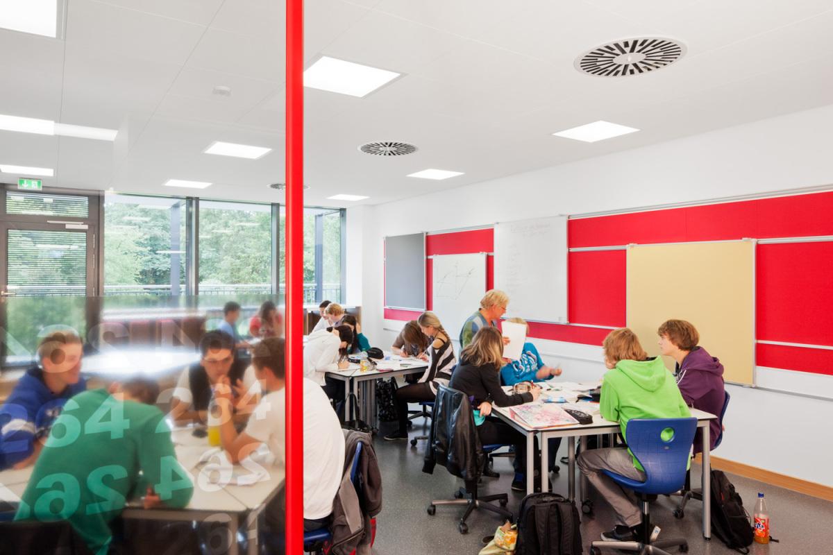 Профессиональное училище Werra-Meißner-Kreises, Германия