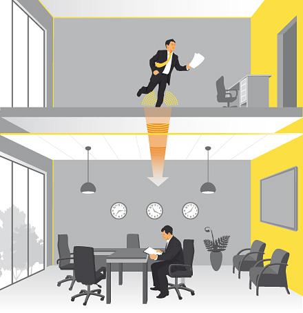 Impact Sound Insulation - Sound barrier between floors