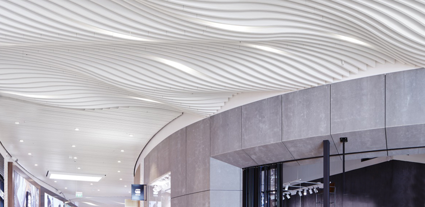 Acoustic Wall Ceiling Systems